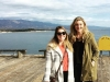 Liron_Rebecca and Quinlan_Ellie meeting up in Santa Barbara, CA after their fellowships with IRC Kenya