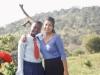 Mendoza_Samantha with student at Orkeeswa