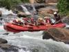 2014 Retreat rafting close-up