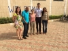 Alums Fellows and ASE staff at ASE conference in Benin_compressed