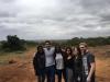 The 2016-17 Princeton in Africa Nairobi Fellows at the David Sheldrick Elephant Orphanage.