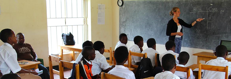 The Rwanda School Project, Rwanda