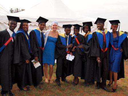 Stephanie Rapp_Generation Rwanda Fellow