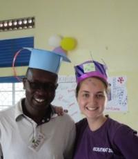 Sarah Evans 2013-14 Fellow BIPAI Tanzania
