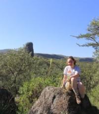 Maya Gainer 2013-14 Fellow IRC Kenya