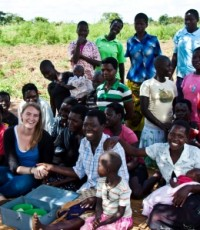 Flannery McArdle 2013-14 Fellow Plan International