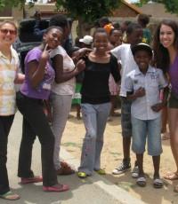 Sophia Robele 2013-14 Fellow WFP South Africa