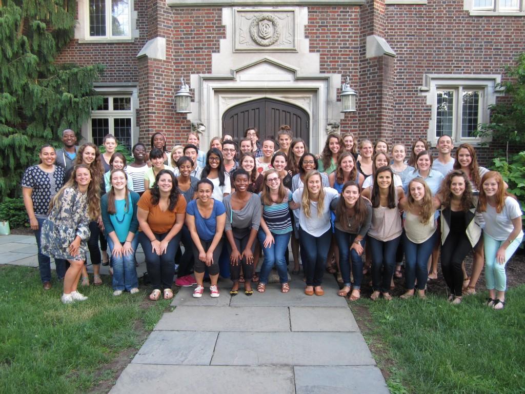 2014-15 Fellows Orientation Group Photo