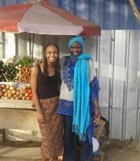 Yasmin Dagne 2014-15 Fellow WFP Senegal