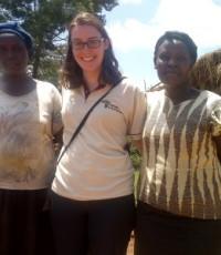 Kate Reott 2014-15 Fellow VE Kenya Uganda