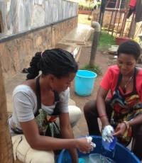 Oluseyi Segun 2014-15 Fellow GHI Rwanda