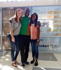 Olivia Thompson 2014-15 Fellow KF Zambia