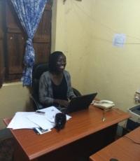Akua Agyen 2014-15 Fellow IRC Tanzania