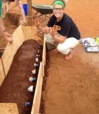 Maggie Cochrane 2014-15 Fellow Nyumbani Village Kenya