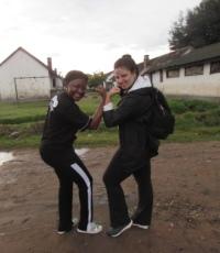 Sophia Geffen 2014-15 Fellow BIPAI Tanzania