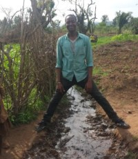 Gilles Ouedraogo 2014-15 Fellow LWF Burundi