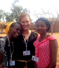 Laura Courbois 2014-15 Fellow Imani Development Malawi