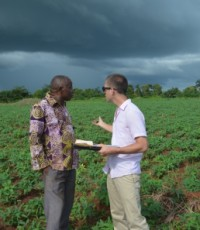 John Firestone 2014-15 Fellow Olam International Ghana