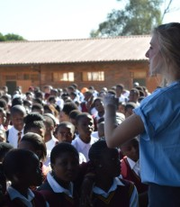 Jenn Umberg 2014-15 Fellow WFP South Africa