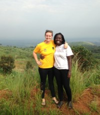 Hannah Brown 2014-15 Fellow IRC Tanzania