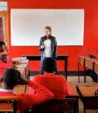 Morgan Wolf 2014-15 Fellow IEFT Tanzania