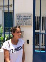 Violette Perrotte 2015-16 Fellow WFP Senegal