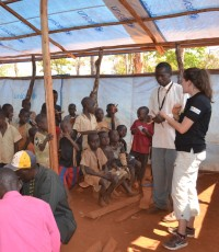 Jessica Chirichetti 2015-16 Fellow IRC Tanzania