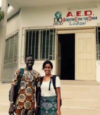 Monica Dey 2015-16 Fellow Hope Through Health Togo