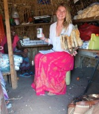 India Bulkeley 2015-16 Fellow The BOMA Project Kenya